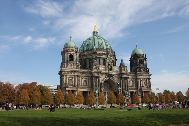 Atrakcje turystyczne Berlina