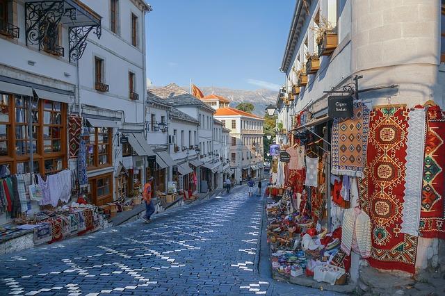 Wycieczka do Albanii